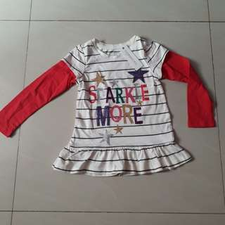 Baju Anak 3T New