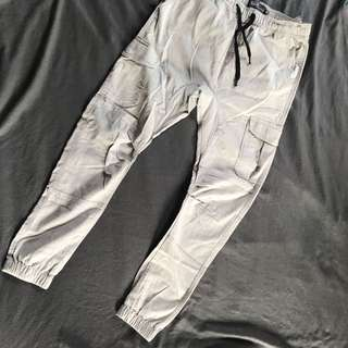 Cotton on Jogger Cargo Pants Grey