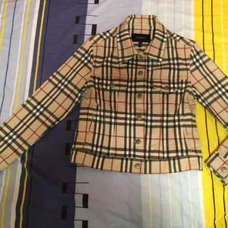 BURBERRY 100% REAL JACKET!!!