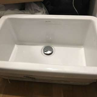 Johnson Suisse Sink with Superino Tap