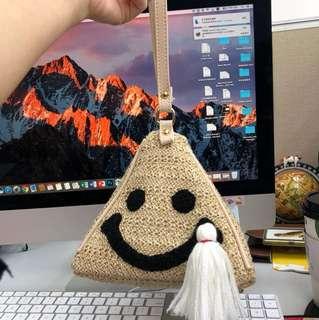 韓國哈哈笑三角袋