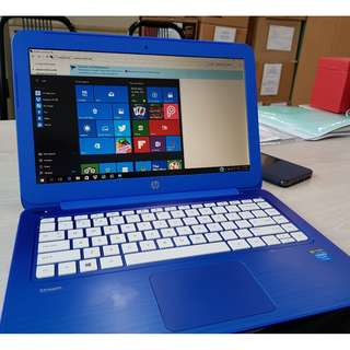HP Stream NoteBook PC13