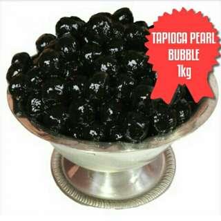 Tapioca pearl (bubble)