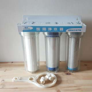 3 Stage Water Filteration System