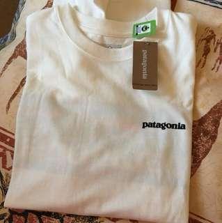 Patagonia Logo Cotton T-Shirt