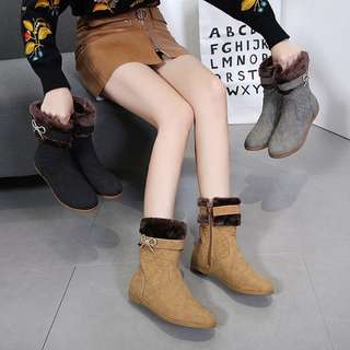 KELSEY BOOTS 282-6