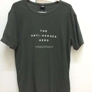 H&M Round Neck Tshirt
