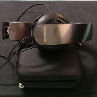 Shure SRH144 Portable Headphones.