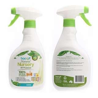 Organic Nursery all purpose cleaner