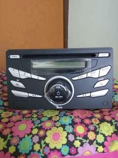 CD FM radio audio player Axia G spec