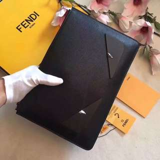 FENDI Luxury Clutch