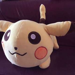 Pikachu Best For Hug Can Be Pillow Or Bister For Kids
