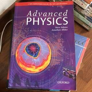 A/O LEVEL PHYSICS BOOKS (PART II)