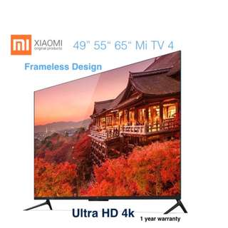 Xiaomi TV 49inches 55inches 65inches