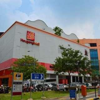 Marina Bay HDB Rental (1-room)