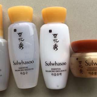 Sulwhasoo Basic Set
