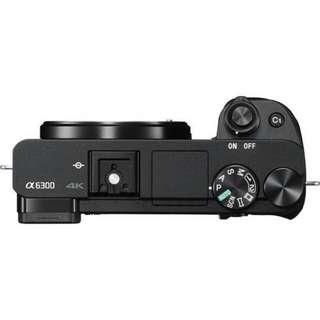 Sony A6300 Body Only - Cicilan tanpa kartu kredit