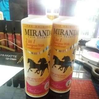Hair Shampoo MIRANDA