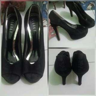 Secret Heels