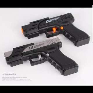 Glock 18 Manual water crystal blaster