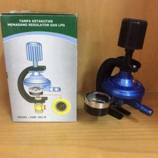 DESTEC GAS REGULATOR COM - 201 S tekanan rendah tabung