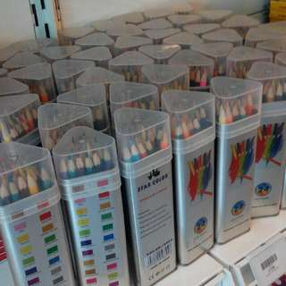 Colour Pencils (24 Pieces)