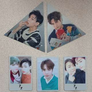 [WTT/WTS] GOT7 7FOR7 PRESENT EDITION (Photocard)