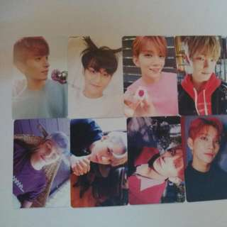 SEVENTEEN TEENAGE OFFICIAL PHOTOCARD