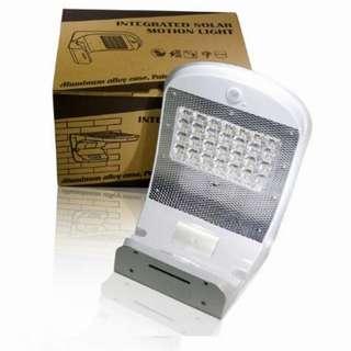 GT-ESL21 Solar PIR Wall Light