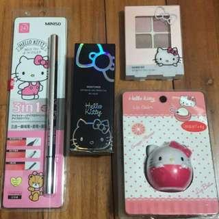 Hello Kitty make up set