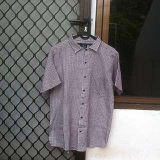 Shirt / Kemeja Nordhenbasic Original