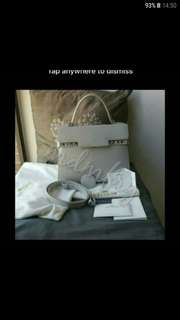 Brand New Delvaux Tempete MM B Vernis