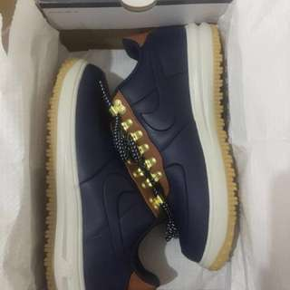 AUTHENTIC BNIB nike lunar force 1 duckboot low (RARE)