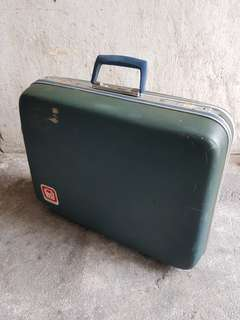 Old school luggage