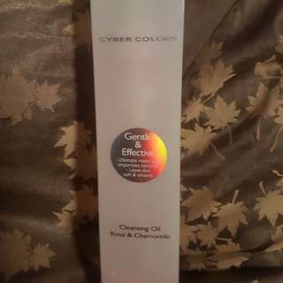 Cyber Colors Cleansing Oil (More discount in details)