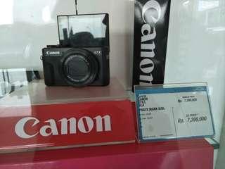 Canon Dslr PSG7X MARK II Bisa Dikredit Tanpa Dp!!