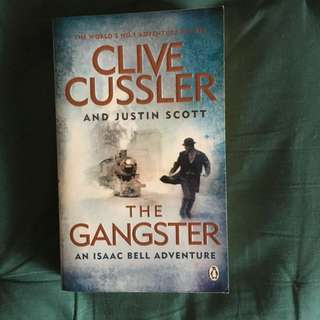 Clive Cussler-The Gangster