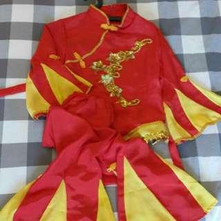 Costume cloth