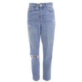 Topshop, Jeans, Blue, 26