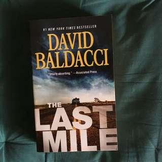 David Baldacci- The Last Mile