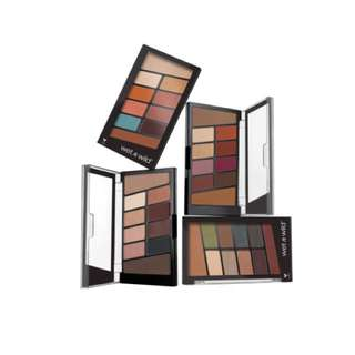 [PO] Wet N Wild Color Icon Eyeshadow 10 Pan Palette