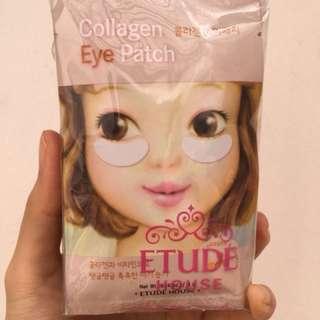 Etude collagen eye patch (Original NEW)