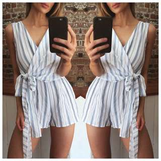 Morrisday The Label Playsuit
