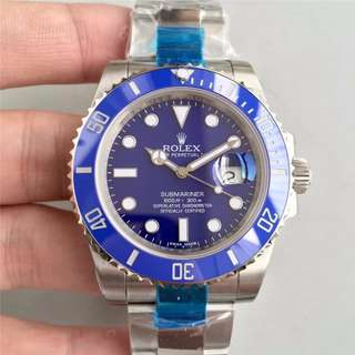 腕錶吧 見面交收 Rolex Submariner 116619LB 40mm 116619