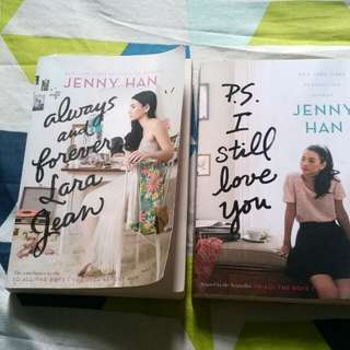 PS I Still Love You & Always and Forever Lara Jean