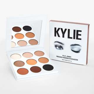 [SOLD OUT] [SALE] Kylie Cosmetics The Bronze Palette Kyshadow