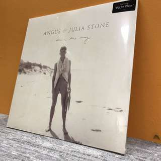 ANGUS & JULIA STONE - DOWN THE WAY 2LP VINYL RECORD