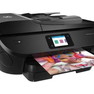 HP Enhanced Productivity 7820 Printer
