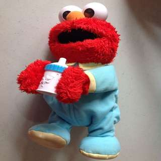Fisher Price Baby Elmo