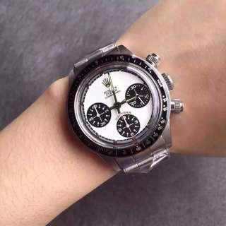 腕錶吧 見面交收 Rolex 勞力士 daytona 6263 37mm 手動計時